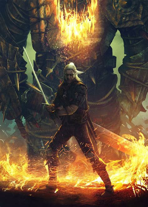 The Witcher 2 Art