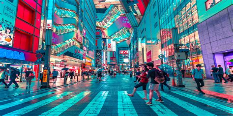 Tokyo Japan Attractions