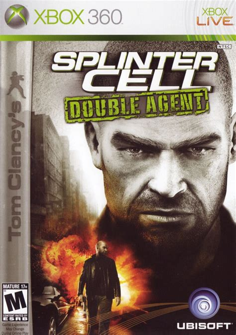Tom Clancy's Double Agent Xbox 360