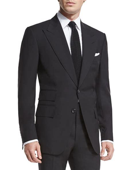 Tom Ford Peak Lapel Men's Suits