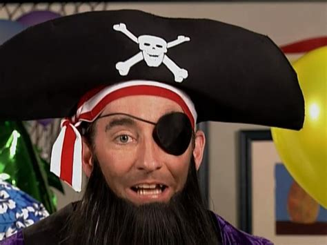 Tom Kenny Patchy The Pirate