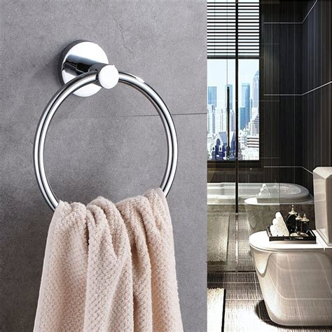 Towel Rings for Bathrooms