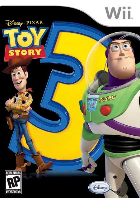 Toy Story 2 Wii