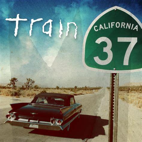 Train California 37 Album Art