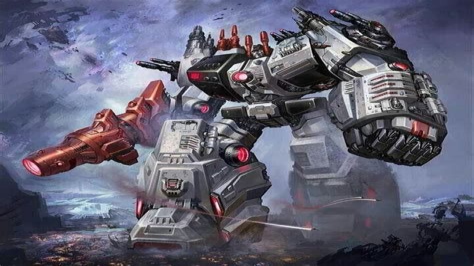 Transformers Fall of Cybertron Metroplex