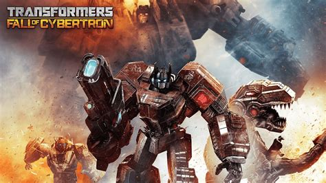 Transformers Fall of Cybertron Sales