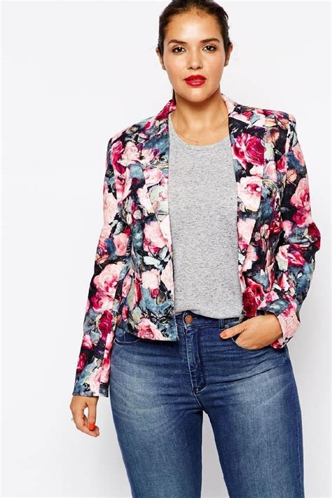 Trendy Plus Size Blazers