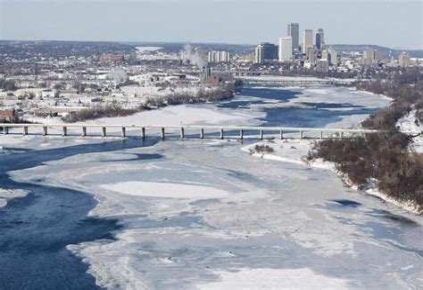 Tulsa Oklahoma Snow
