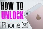 Unlcok iPhone SE Steps
