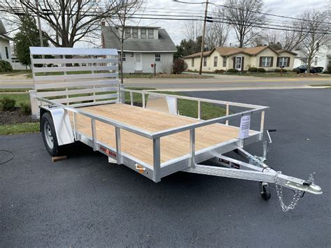 Used Sports Utility Trailers