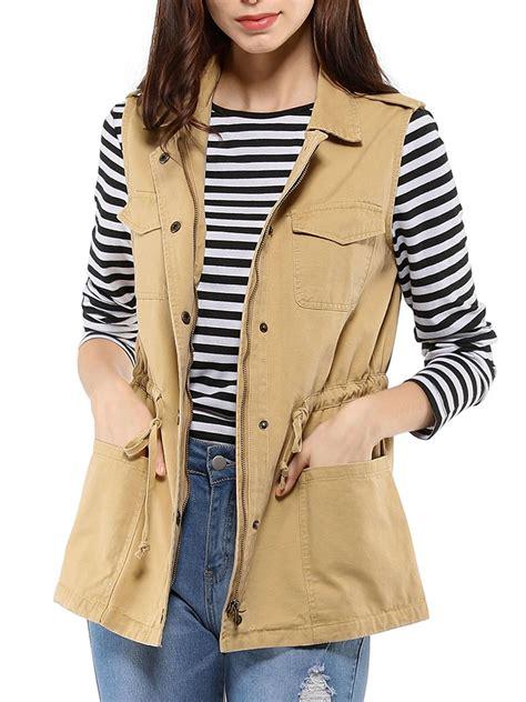 Vest Jackets for Women