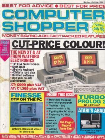 Vintage Computer Shopper