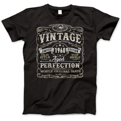 Vintage T-Shirts Men
