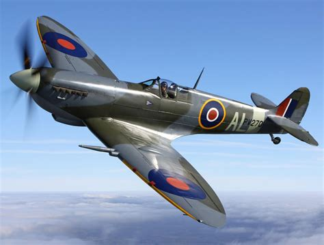 WWII Fighter Planes