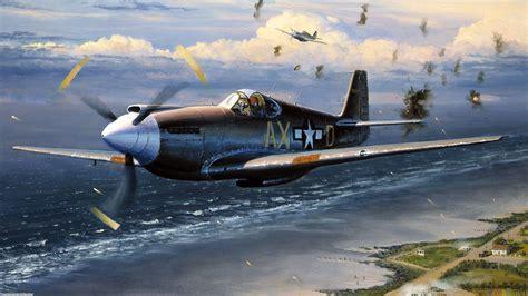 WWII Plane Wallpaper