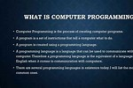 What Is Coding in Computer