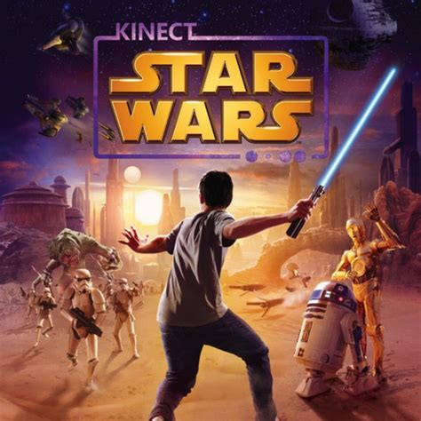 Wii Kinect Star Wars