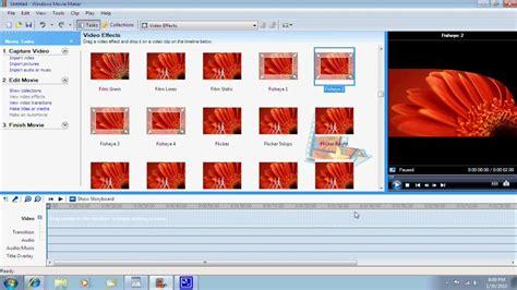 Windows Movie Maker 2010