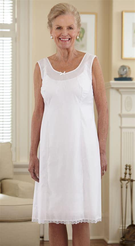 Galerry slip dress cotton