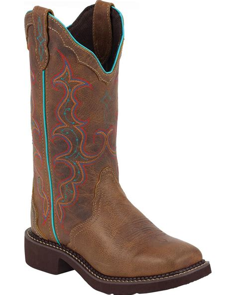Women's Justin Gypsy Square Toe