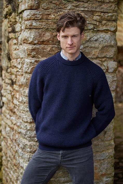 Wool Sweaters for Men