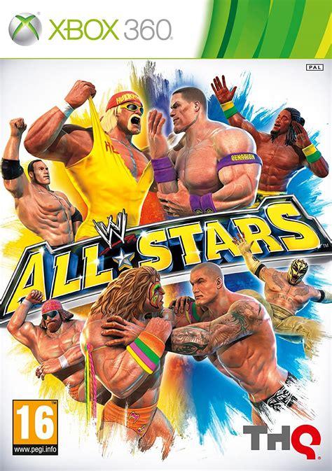 Xbox 360 WWE All-Stars