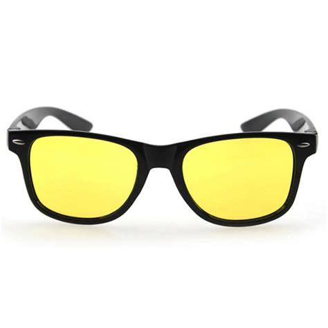 Yellow Lens Polarized Sunglasses