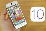 iPhone 5 iOS 10