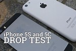 iPhone 5S Drop Test