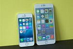 iPhone 5S vs 7 Size