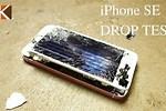 iPhone SE Drop