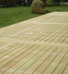 traitement bois terrasse traitement terrasse bois pin autoclave