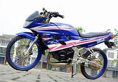 Yamaha Touch Modif by 10 Modifikasi Motor Klasik Terbaik Di Indonesia 2020