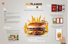 Burger King Werbung - burger king integrated advert by miami ad school mcflamed