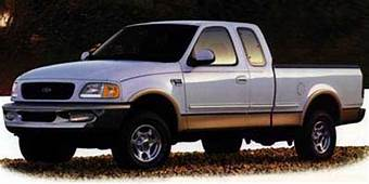 1999 Ford F 150 Review Ratings Specs Prices And Photos