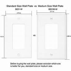 decorator light switch gfci rocker standard size 1 white buy online in uae