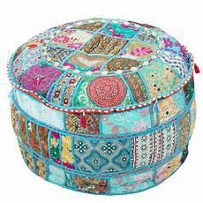 Orientalische Sitzkissen Shop - indisches sitzkissen mit orientalischem charme dekorativ