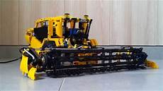 lego technic combine harvester by cypr 21
