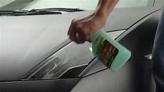 Comment Laver Votre Voiture Sans Eau Lavage 224 Sec