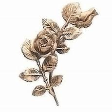 fiori d acciaio frasi ornement 233 raire branche avec roses fleuries droit