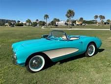 1957 Chevrolet Corvette For Sale On ClassicCarscom