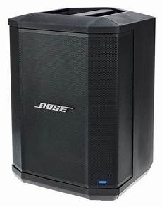 bose s1 pro multi positional pa system with battery pack
