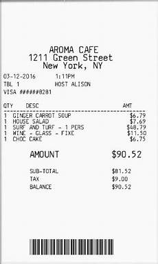 gas station receipt template visionsforge