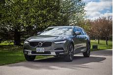 Review 2017 Volvo V90 Cross Country Canadian Auto Review