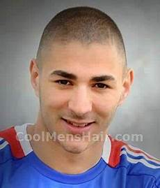 karim benzema buzz cut hairstyles cool men s hair