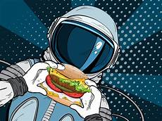 Astronot Di Luar Angkasa Akan Merasakan Makanan Yang Lebih