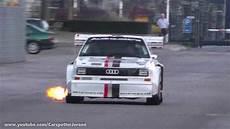 Audi Quattro S1 Pikes Peak Sounds Accelerations