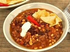 Chili Con Carne Rezept Original - rezept chili con carne original mit rindfleisch