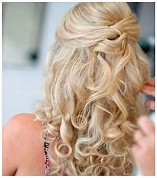 curly prom hairstyles for hair diy half up half down curly prom hair prom