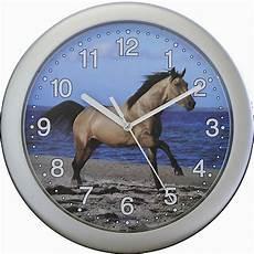 wanduhr pferde mytoys